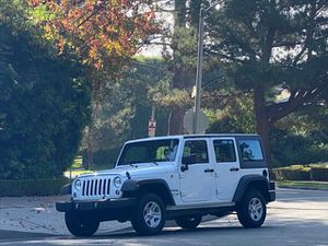 2018 Jeep Wrangler Unlimi for Sale in Los Angeles, CA