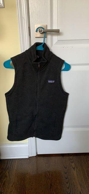 Patagonia Sweater Fleece Vest for Sale in Danbury, CT