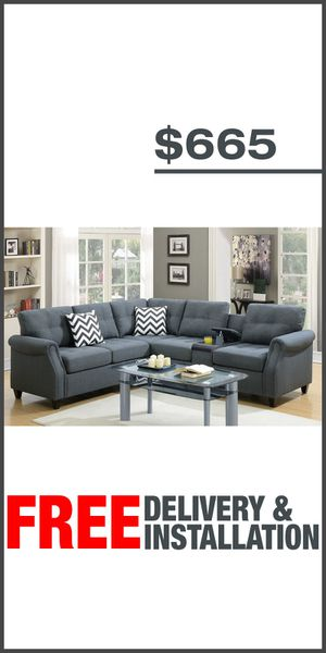 Get the best living room set with this sectionals, el mejor sofa para tu juego de sala…! | Couch, loveseat, reclining | DELIVERY & INSTALLATION 🆓 for Sale in Miami, FL