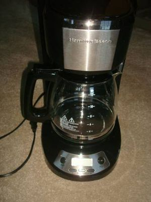 Hamilton Beach 12 Cup Coffee Maker for Sale in Baltimore, MD