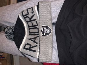 Raiders Beanie for Sale in Upland, CA
