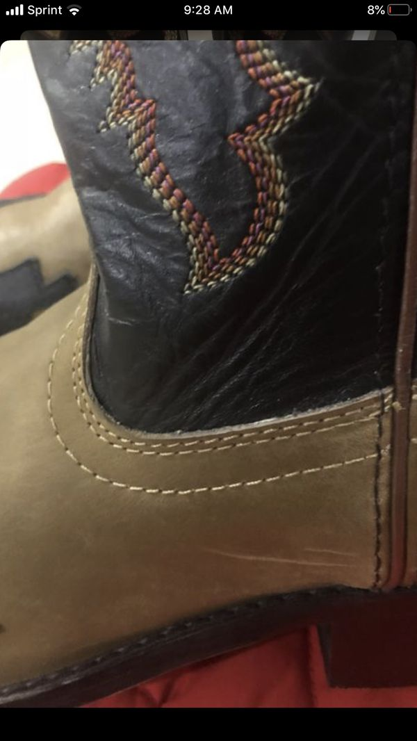 Smoky Mountain Western Boots Size 7.5 Women's