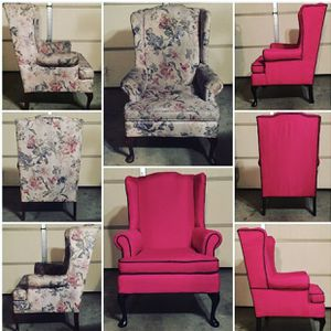 Wingback chair for Sale in Tulare, CA