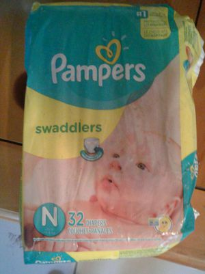 Pampers newborn for Sale in Philadelphia, PA