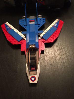 Captain America Jet ( Lego Pre-Built) for Sale in Brandon, FL