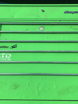 """40"""" Six-Drawer Roll Cart (Extreme Green) KRSC46HPJJ for Sale in Seattle,  WA"""