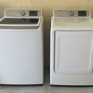 Samsung Washer & Dry Set for Sale in Lake Worth, FL