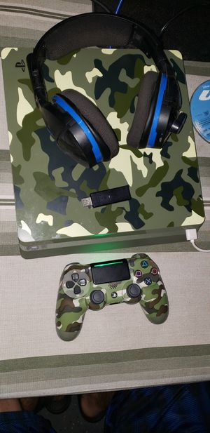 Ps4 WW2 edition 1tb for Sale in Fontana, CA
