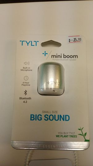 Tylt mini boom for Sale in Pampa, TX