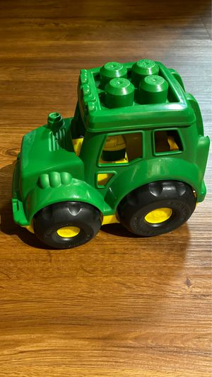 John Deere tractor with guy for Sale in Grand Prairie, TX