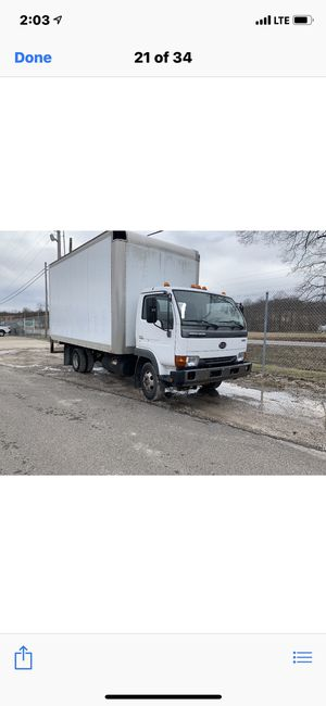 14' box for Sale in Lewis Center, OH
