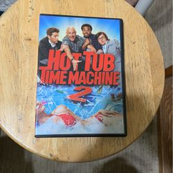 Hot Tub Time Machine 2 DVD for Sale in Lemoore,  CA