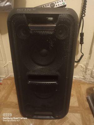 Sony gtk-xb7 Bluetooth home speaker loud for Sale in Los Angeles, CA