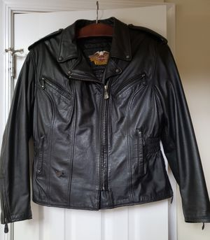 Women's Harley-Davidson Leather Jacket for Sale in Herndon, VA