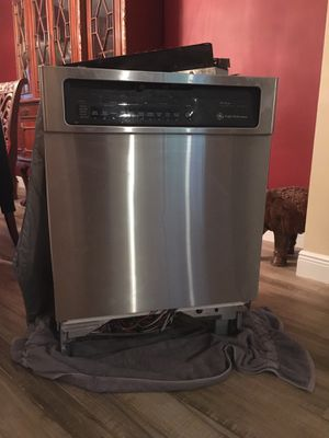 GE stainless dishwasher for Sale in Hollywood, FL