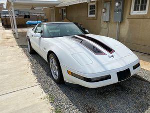93 Chevy corvette 40th anniversary for Sale in Riverside, CA