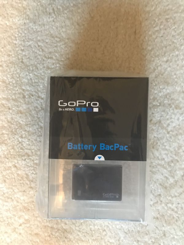 GoPro Accessories and Battery