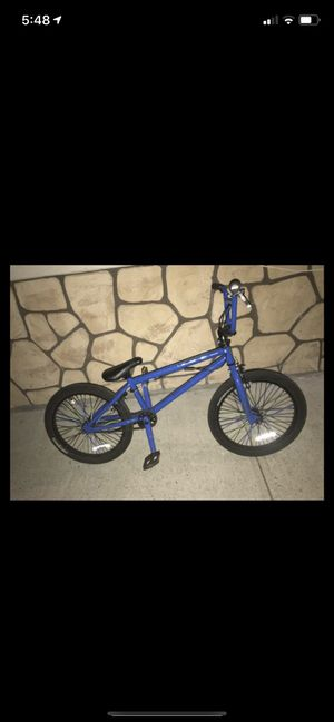 Blue mongoose bmx bike for Sale in The Bronx, NY