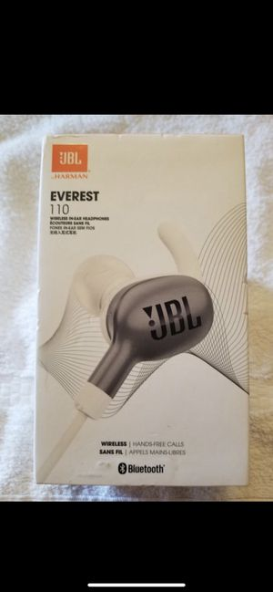 JBL wireless earbuds Everest 110 for Sale in Washington, DC