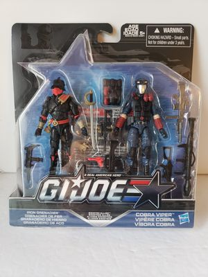 Gi Joe action figures for Sale in Glendale, AZ