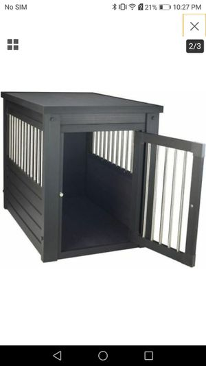 Dog kennel/ End table for Sale in Mesa, AZ