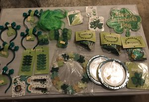 Saint Patty's Day Party Holiday Set for Sale in Franklin, TN