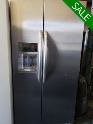 Liquidation! KitchenAid Stainless Steel Refrigerator Fridge AVAILABLE NOW! #1512 for Sale in Moreno Valley, CA