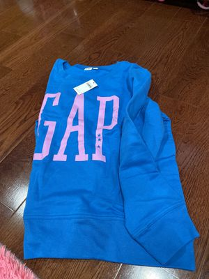 Soft Gap Logo Tie-Dye Sweatshirt for Sale in Issaquah, WA
