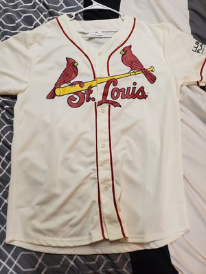 Stl. Cardinals Jersey for Sale in Quincy, IL