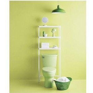 Room Essentials Soft White Space Saver Etagere Bathroom Toilet Shelf Organization Organizer for Sale in Annandale, VA