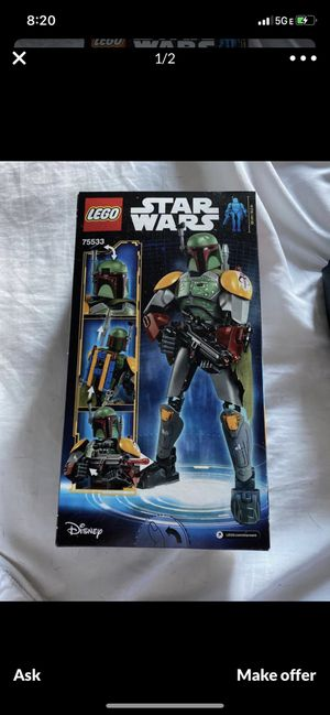 Boba Fet LEGO for Sale in San Diego, CA