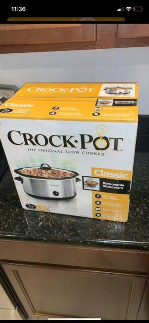 Crock pot for Sale in Ocoee, FL