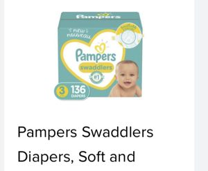 Pampers for Sale in St. Petersburg, FL
