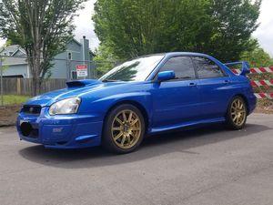 2004 Subaru Impreza WRX STI for Sale in OR, US