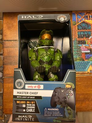Halo infinite master chief special edition Xbox controller stand iPhone/Samsung galaxy stand 🔥 HOT GIFT IDEA 🔥 for Sale in Covina, CA