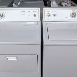 Kenmore Washer And Electric Dryer for Sale in Houston, TX