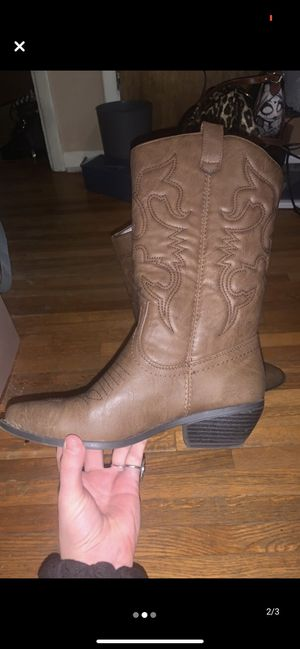 Cowgirl boots for Sale in North Little Rock, AR