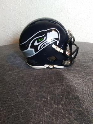 Riddle Seahawks mini helmet . for Sale in Tacoma, WA