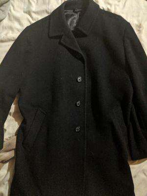 Heavy wool long coat for Sale in Crocker, MO
