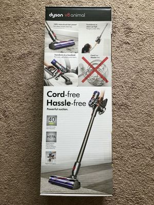 Dyson V8™ Animal Cord-Free Stick Vacuum - Iron for Sale in Ontario, CA