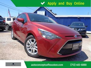 2017 Toyota Yaris iA for Sale in Houston, TX