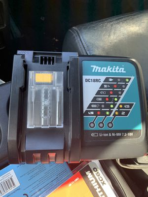 Makita Charger New $30 for Sale in Fairfield, CA