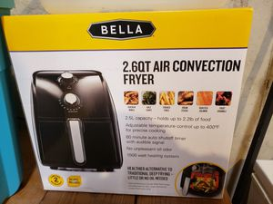 2.6Q air convection fryer for Sale in Delaware, OH