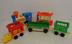 Vintage Fisher Price Little People Train for Sale in Alexandria, VA