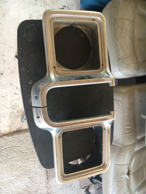 1973-1978 Chevy/GMC Headlight Bezels. Good Condition for Sale in Apache Junction, AZ