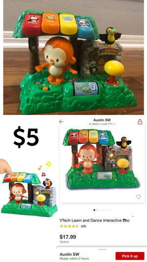 VTech Musical Baby or Toddler Toy for Sale in Austin, TX