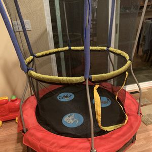 48inch toddler kids trampoline for Sale in Poway, CA