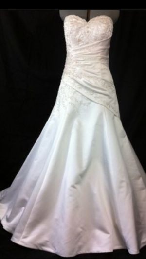 Christian Michelle wedding dress-size 12 for Sale in Altamonte Springs, FL
