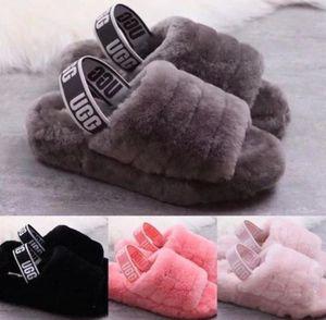 Fur Ugg sandals for Sale in Atlanta, GA