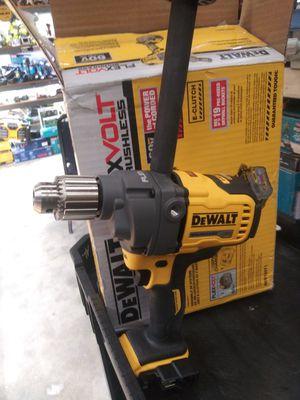 DEWALT FLEXVOLT 60-Volt MAX Cordless Brushless 1/2 in. Mixer/Drill with E-Clutch for Sale in San Bernardino, CA